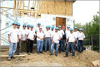 Habitat for Humanity Women�s Build